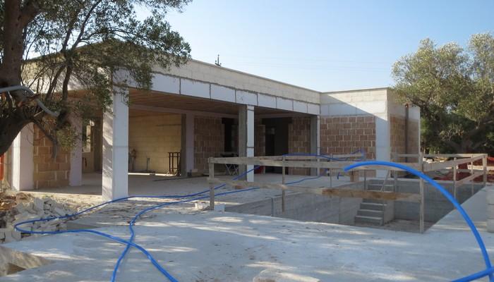Badkamer Zonder Wastafel ~ Puglia (IT)  Bouwen van nieuw huis